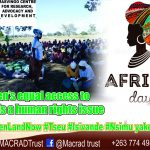 #AFRICA DAY 2020